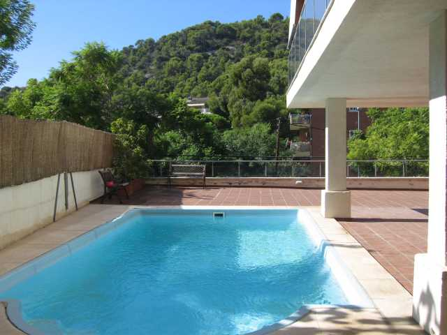 Appartement avec piscine vendre castelldefels pr s de for Appartement barcelone piscine