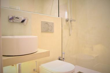 Duplex penthouse with 4 bedrooms for rent in Bonanova
