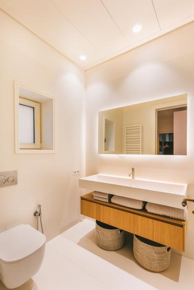 Esclusivo apartamento de 3 habitaciones en alquiler en la Casa Bures