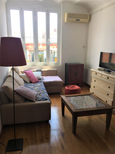 Piso acogedor de 1 habitaciones en alquiler en Sarria