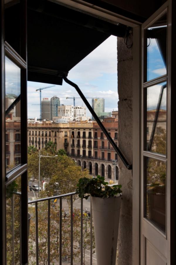 Cosy 1 bedroom furtnished apartment for rent in the Ciutat Vella