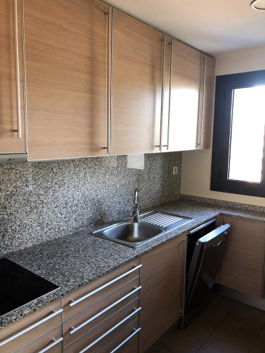 2 bedroom apartment with terrace and communal pool for rent