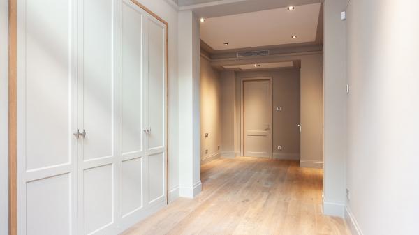Luminoso piso de obra nueva se alquile en Gracia, Barcelona