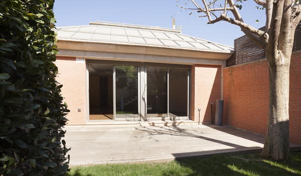 Fantastica casa con piscina en alquiler en Sarria, Barcelona