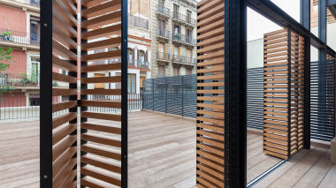 Loft de obra nueva se alquile en Gracia, Barcelona
