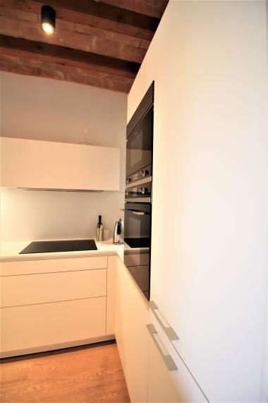 Fantastico piso de 2 habitaciones amueblado en alquiler al lado del Port Vell