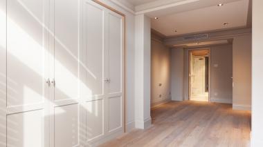 Gran piso de obra nueva en alquiler en Gracia, Barcelona