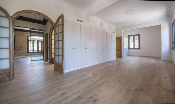 Fantastico duplex de diseño en alquiler con 5 habitaciones en la Bonanova