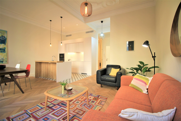 Beautifully Designed One Bedroom Apartment in Eixample