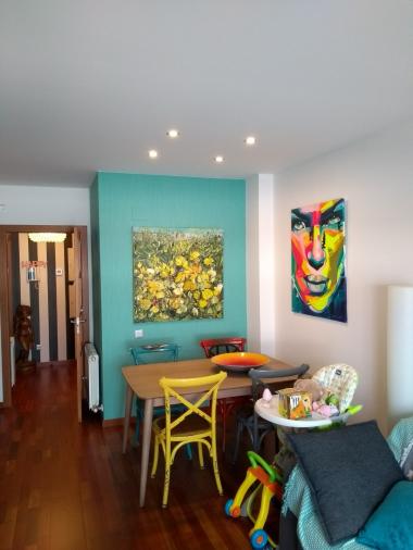 Piso fantástico en venta de 3 habitaciones con terraza en la carrer Fluvia