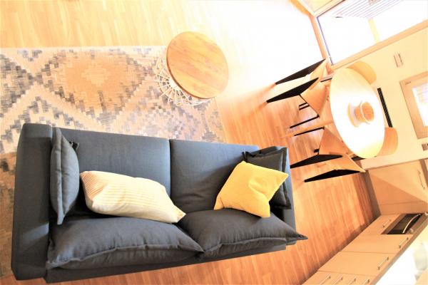 Loft de diseño con terraza en alquiler en el Born