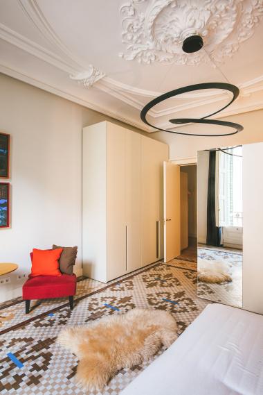 Exclusive 3 bedroom apartment for rent in the Casa Burés