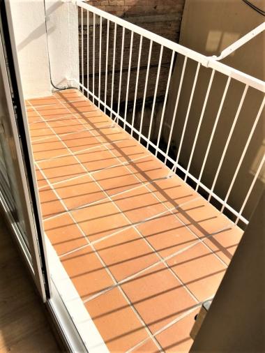 Piso reformado de 3 habitaciones con terraza en alquiler en el Turo Park
