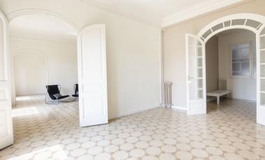 Appartement exclusif entièrement rénové de 5 chambres  en location sur le Paseo de Gracia