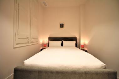 Piso de 1 habitación con terraza en alquiler en el Paseo de Gracia
