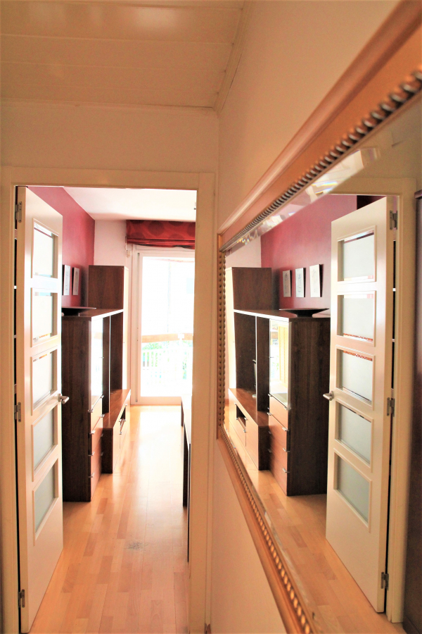 Fantástico piso en alquiler de 3 habitaciones amueblado en Sant Gervasi