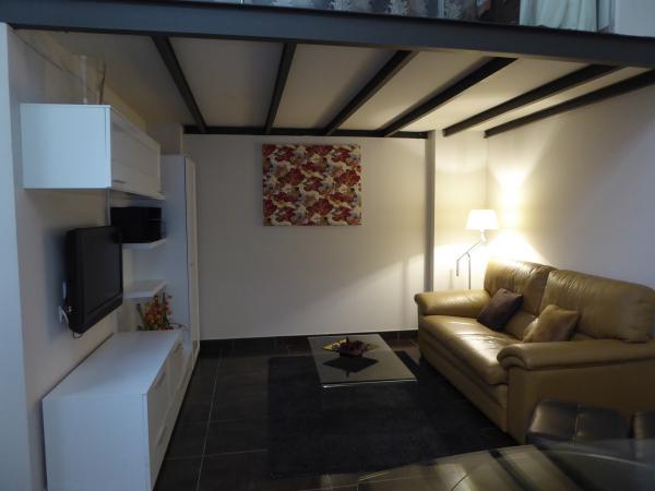 Duplex de 2 habitaciones amueblado en alquiler en el Putxet